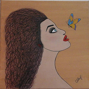 Whispering Love to Me by Catherine Velardo