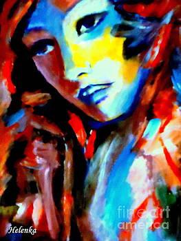 Whispers by Helena Wierzbicki