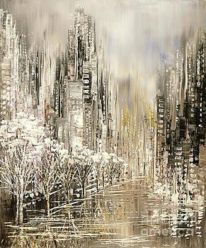 White Album by Tatiana Iliina
