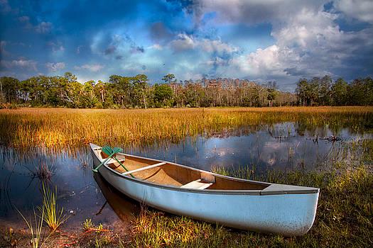 Debra and Dave Vanderlaan - White Canoe