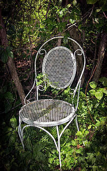 White Chair by Brian Wallace