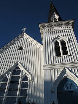 White Church by Chris Koval