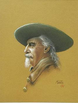 White Hair aka Buffalo Bill by Mahto Hogue