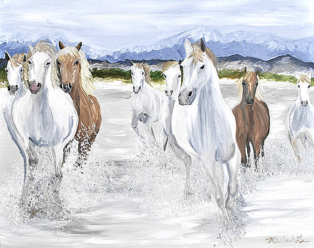 White Horse Club by Michael Lee