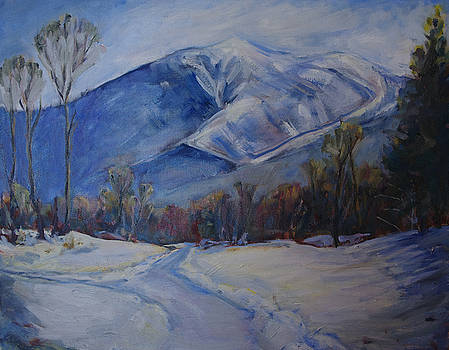White Mountains New Hampshire by James Reynolds