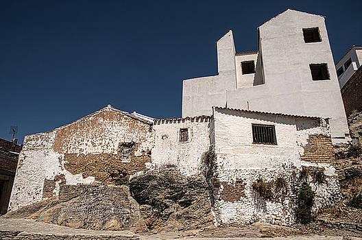 Jenny Rainbow - White Old Houses of Ronda. Spain