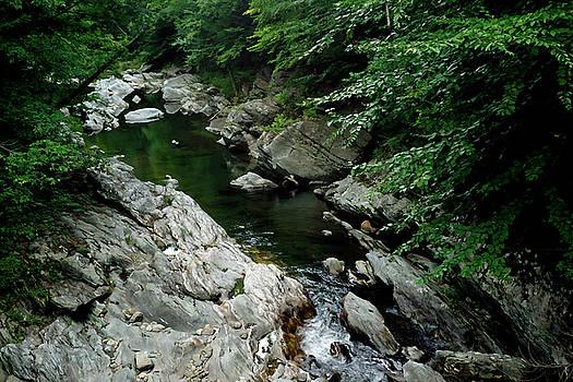 White River by Bill Morgenstern