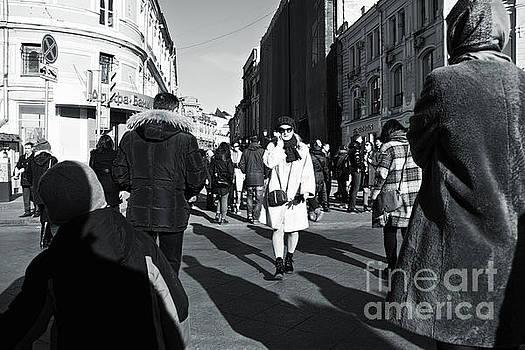 White spot by Magomed Magomedagaev
