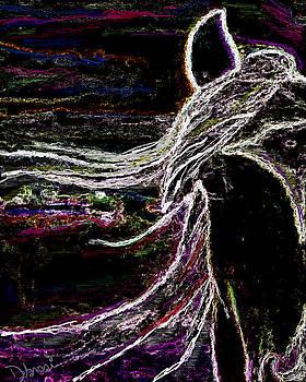 White Stallion by Deborah Rosier