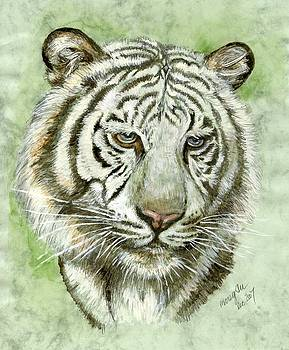 White Tiger by Morgan Fitzsimons