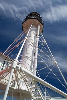 Whitefish Point Lighthouse by Derek Thornton