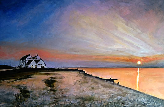 Whitstable Old Neptune by Paul Mitchell