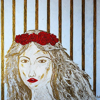 Who is she? by Sonali Kukreja