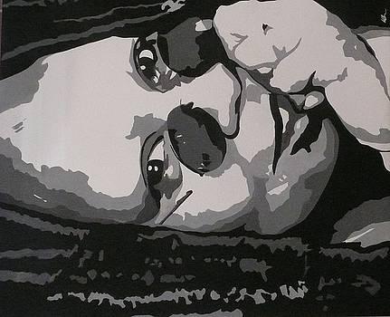 Whoopi Goldberg by Mandy Beatson