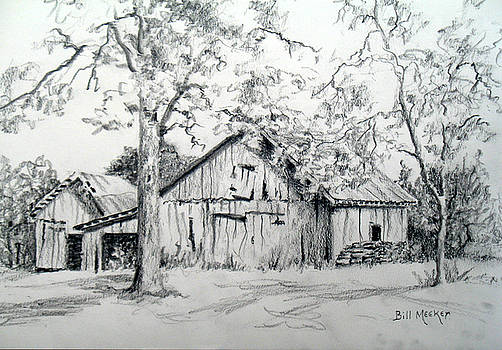 Whose Barn this is I Think I Know by Bill Meeker