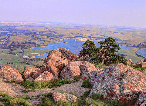 Wichita Mountains Oklahoma by Terry Hollensworth-Rutledge