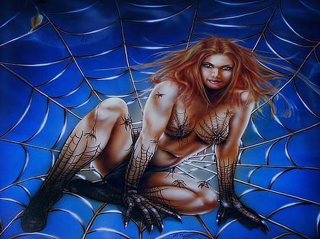 Wicked Web by James McAdams