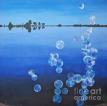 Wiest Lake by Jeni Bate