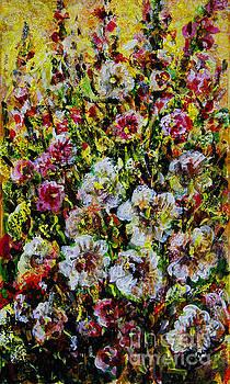Wild Flowers by Dariusz Orszulik