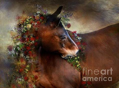Wild Flowers by Dorota Kudyba
