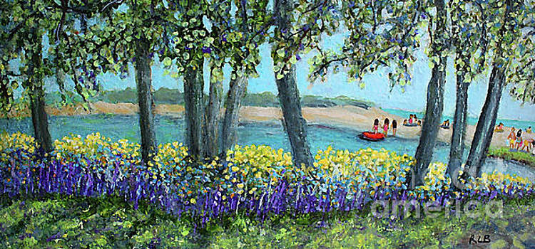 Wild Flowers of Falmouth MA by Rita Brown