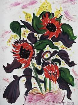 Suzanne  Marie Leclair - Wild Flowers