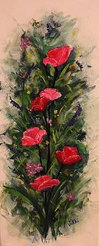 Wild Flowers by Vikki Angel