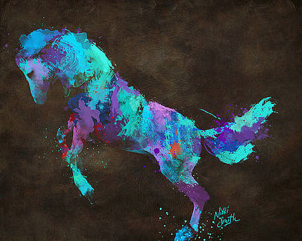 Wild Horses Couldn't Drag Me Away From You by Nikki Marie Smith