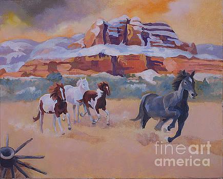 Wild Horses by Susan McNally
