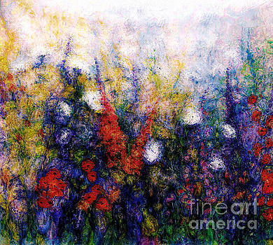 Wild Meadow Flowers by Claire Bull