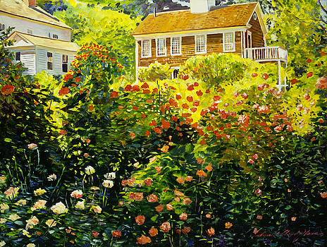 David Lloyd Glover - WILD ROSE COUNTRY