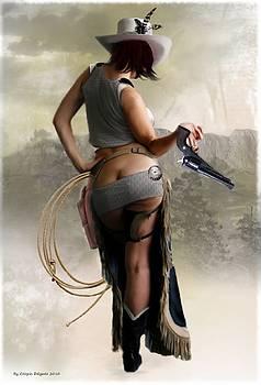Wild West  by Crispin  Delgado
