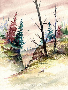 Wilderness II by Sam Sidders