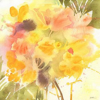 Wildflower Yellows by Sheila Golden