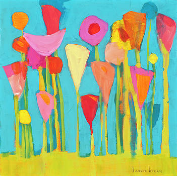 Wildflowers by Laurie Breen