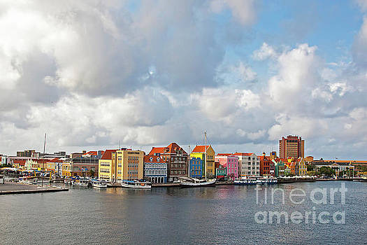 Willemstad by Jean-Luc Baron