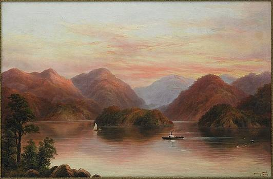William Baker by Pelorus Sound