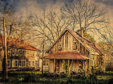 William Crossett House by Phillip Burrow
