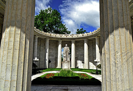 William McKinley Memorial 002 by George Bostian