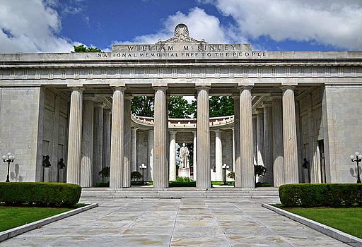 William McKinley Memorial 003 by George Bostian