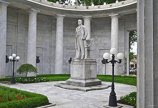 William McKinley Memorial 004 by George Bostian