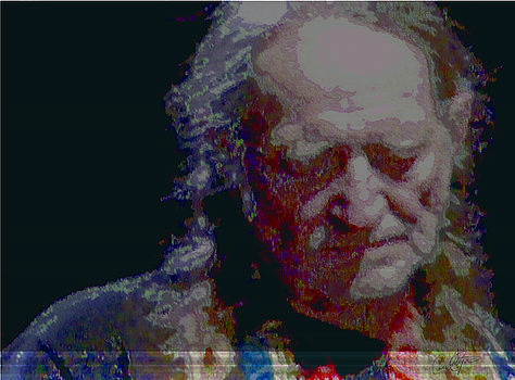 Willie Nelson - An American Icon by David Syers