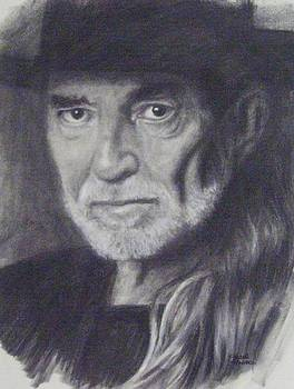Willie Nelson  by Cynthia Campbell
