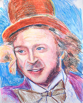 Jon Baldwin  Art - Willie Wonka