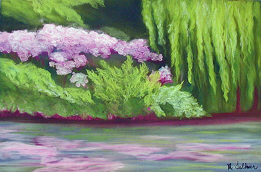 Willow Tree by Norma Tolliver