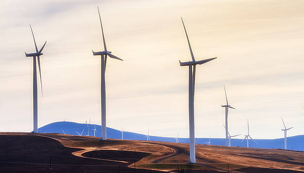 Wind Energy by Dee Browning
