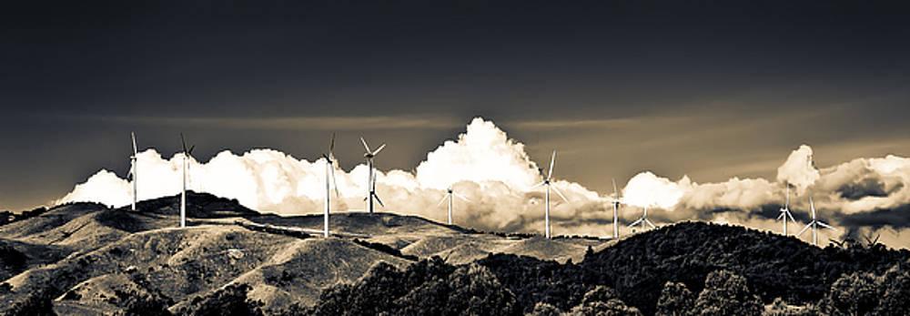 Wind Farm by Olwen Evans