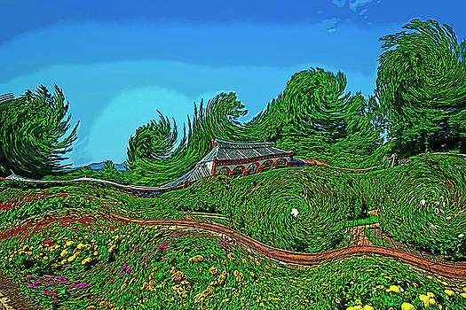 Wind Gardens by Daniel Gundlach