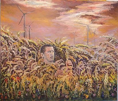Wind power by Alexander Bukhanov