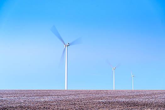 Wind Turbines by Nebojsa Novakovic